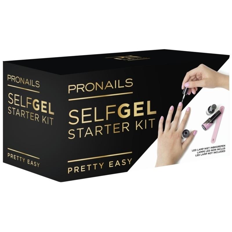 Billede af ProNails SelfGel Starter Kit