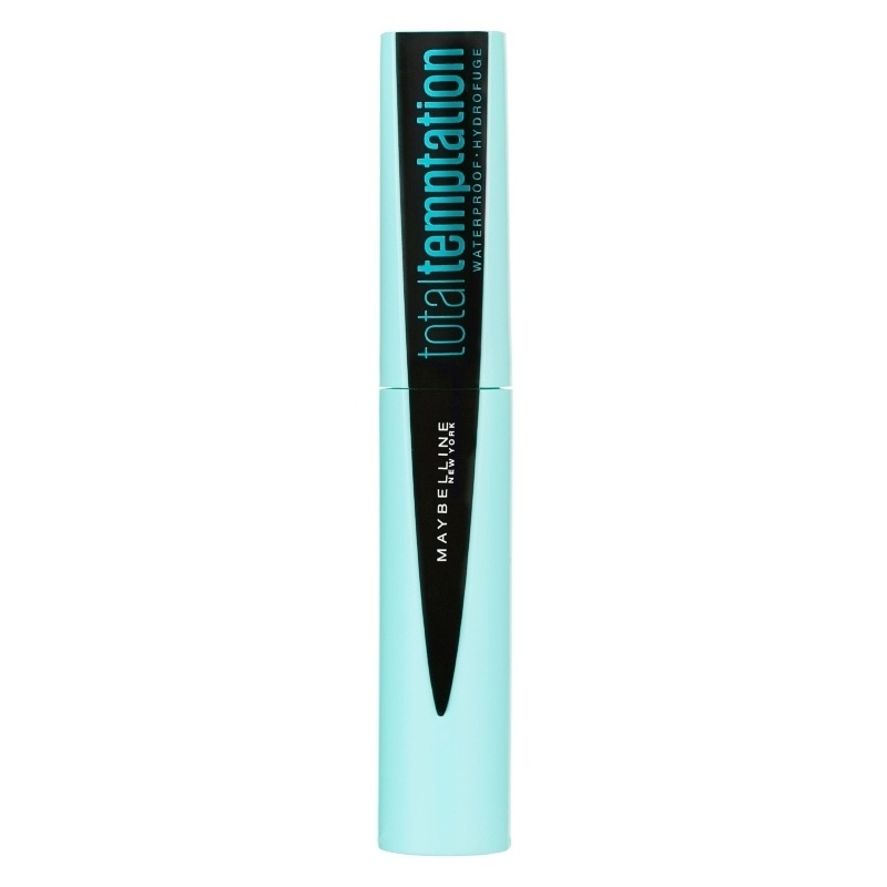 Maybelline Total Temptation Mascara Waterproff 94 ml Black