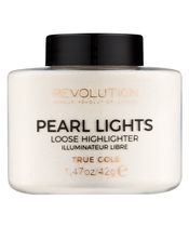 Makeup Revolution Pearl Lights Loose Highlighter 35 gr. - True Gold