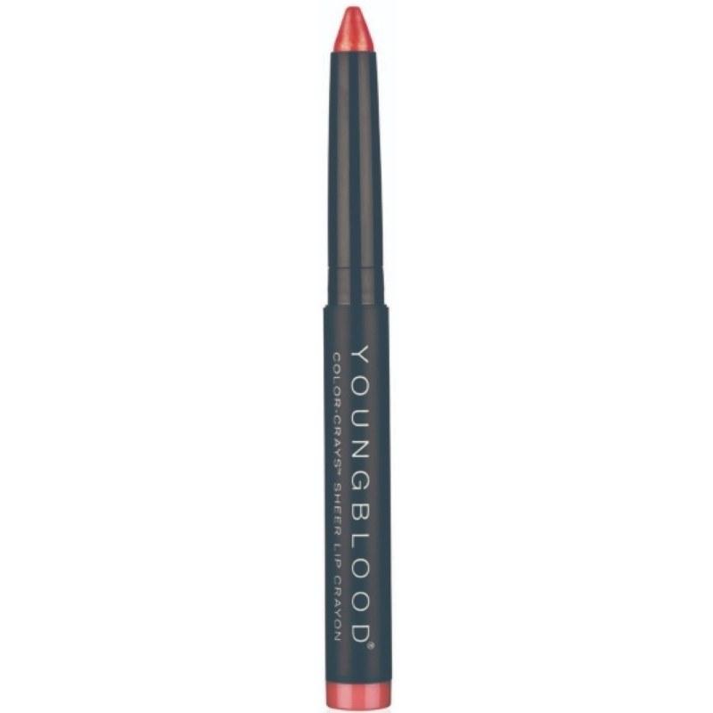 Youngblood Color-Crays Sheer Lip Crayon 1,4 Gr. - Coronado (u)