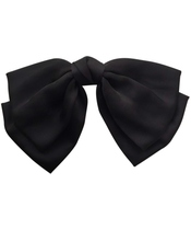 Göng Accessories Aida Hair Bow - Black