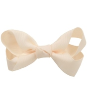 Everneed Vilja Bow Clamp - Off White (0188)
