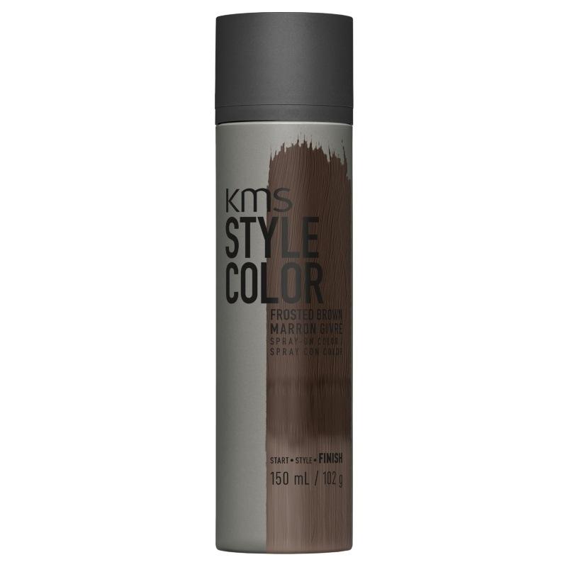 Billede af KMS Style Color 150 ml - Frosted Brown