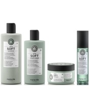 Maria Nila True Soft Set 350 + 300 + 250 + 100 ml