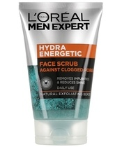 L'Oréal Men Expert Hydra Energetic Face Scrub 100 ml