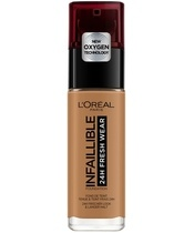 L'Oreal Paris Cosmetics Infaillible 24H Fresh Wear 30 ml - 330 Hazelnut