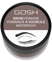GOSH Brow Pomade 4 ml - 002 Greybrown