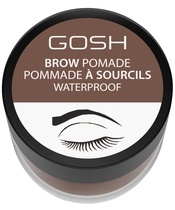 GOSH Brow Pomade 4 ml - 001 Brown