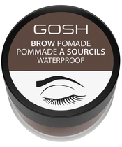 GOSH Brow Pomade 4 ml - 003 Dark Brown