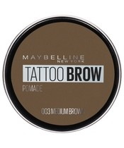Maybelline Tattoo Brow Lasting Color Pomade - 03 Medium Brown