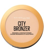 Maybelline City Bronzing & Contouring Powder 8 gr. - 100 Light Cool