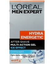 L'Oreal Men Expert Hydra Energetic After-Shave Gel 100 ml