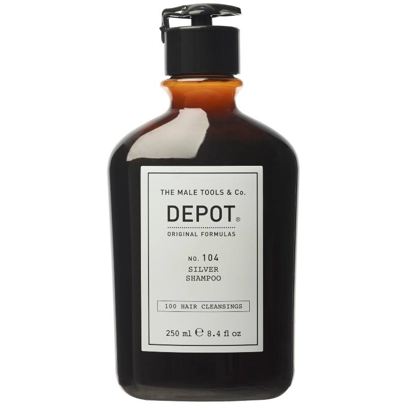 Depot The Male Tools & Co Depot No. 104 SILVER250 Ml