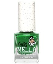Miss NELLA Nail Polish 4 ml - Kiss The Frog