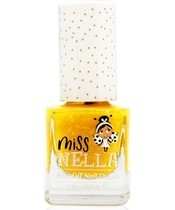 Miss NELLA Nail Polish 4 ml - Honey Twinkles