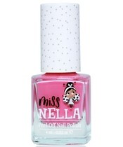 Miss NELLA Nail Polish 4 ml - Pink A Boo