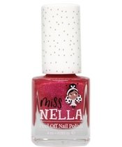 Miss NELLA Nail Polish 4 ml - Tickle Me Pink