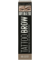 Maybelline Tattoo Brow Waterproof Gel 5 ml - 00 Light Blonde