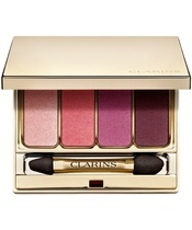 Clarins 4-Colour Eyeshadow Palette 6,9 gr. - 07 Lovely Rose
