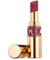 YSL Rouge Volupté Shine Lipstick 4 ml - 90 Plum Tunique