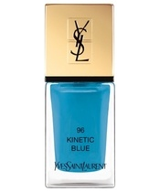 YSL La Laque Couture 10 ml - 96 Kinetic Blue