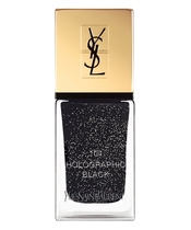 YSL La Laque Couture 10 ml - 104 Holographic Black (U)