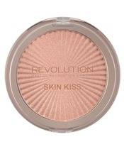 Makeup Revolution Skin Kiss Highlighter 14 gr. - Rose Gold Kiss