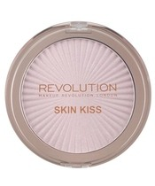 Makeup Revolution Skin Kiss Highlighter 14 gr. - Pink Kiss