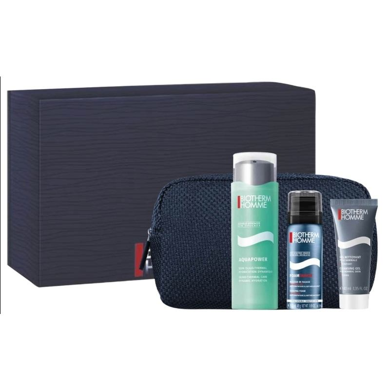 Biotherm Aquapower Men Gift Set Limited Edition