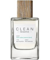 Clean Perfume Reserve Warm Cotton [Reserve Blend] 100 ml
