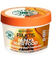 Garnier Fructis Papaya Hair Food 3-in-1 Mask Damaged Hair 390 ml