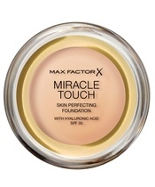 Max Factor Miracle Touch Liquid Illusion Foundation 11,5 gr. - Creamy Ivory 040
