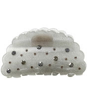 Everneed Cloud Hairclip - Grey (8801)