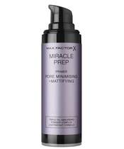Max Factor Miracle Prep Primer Pore Minimising & Mattifying 30 ml
