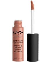 NYX Prof. Makeup Soft Matte Lip Cream 8 ml - Abu Dhabi