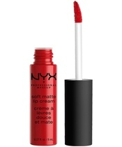 NYX Prof. Makeup Soft Matte Lip Cream 8 ml - Amsterdam