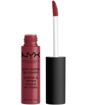 NYX Prof. Makeup Soft Matte Lip Cream 8 ml - Budapest