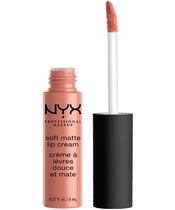 NYX Prof. Makeup Soft Matte Lip Cream 8 ml - Stockholm