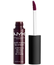 NYX Prof. Makeup Soft Matte Lip Cream 8 ml - Transylvania (U)
