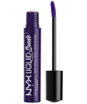 NYX Prof. Makeup Liquid Suede Cream Lipstick 4 ml - Foul Mouth