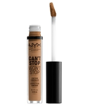 NYX Prof. Makeup Can't Stop Won't Stop Contour Concealer 3,5 ml - Natural Tan