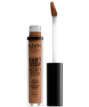 NYX Prof. Makeup Can't Stop Won't Stop Contour Concealer 3,5 ml - Warm Caramel