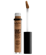 NYX Prof. Makeup Can't Stop Won't Stop Contour Concealer 3,5 ml - Warm Honey
