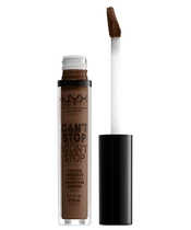 NYX Prof. Makeup Can't Stop Won't Stop Contour Concealer 3,5 ml - Deep Cool