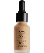 NYX Prof. Makeup Total Control Drop Foundation 13 ml - Buff