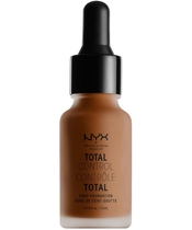 NYX Prof. Makeup Total Control Drop Foundation 13 ml - Deep Cool