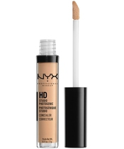 NYX Prof. Makeup HD Studio Photogenic Concealer 3 gr. - Glow