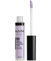NYX Prof. Makeup HD Studio Photogenic Concealer 3 gr. - Lavender (U)
