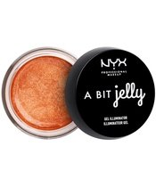 NYX Prof. Makeup A Bit Jelly Gel Illuminator 15,8 ml - Bronze