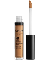 NYX Prof. Makeup HD Studio Photogenic Concealer 3 gr. - Nutmeg (U)